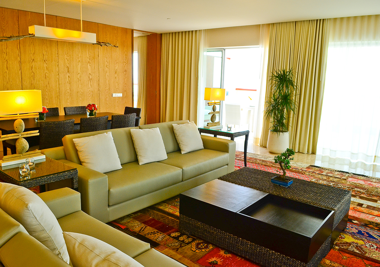 Rooms - 	Suite Presidencial