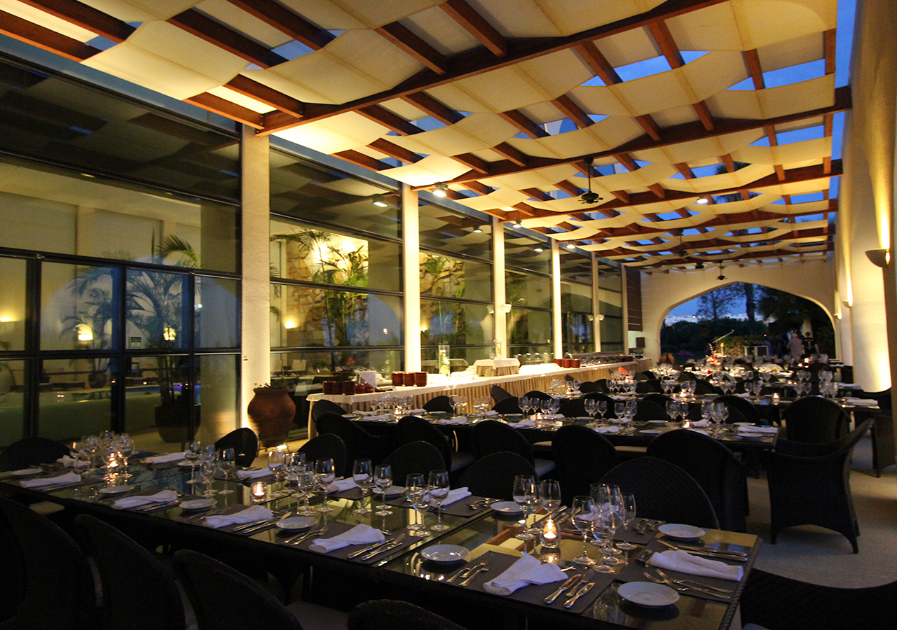 Meetings & Events - 	Jantar Caravela Seafront
