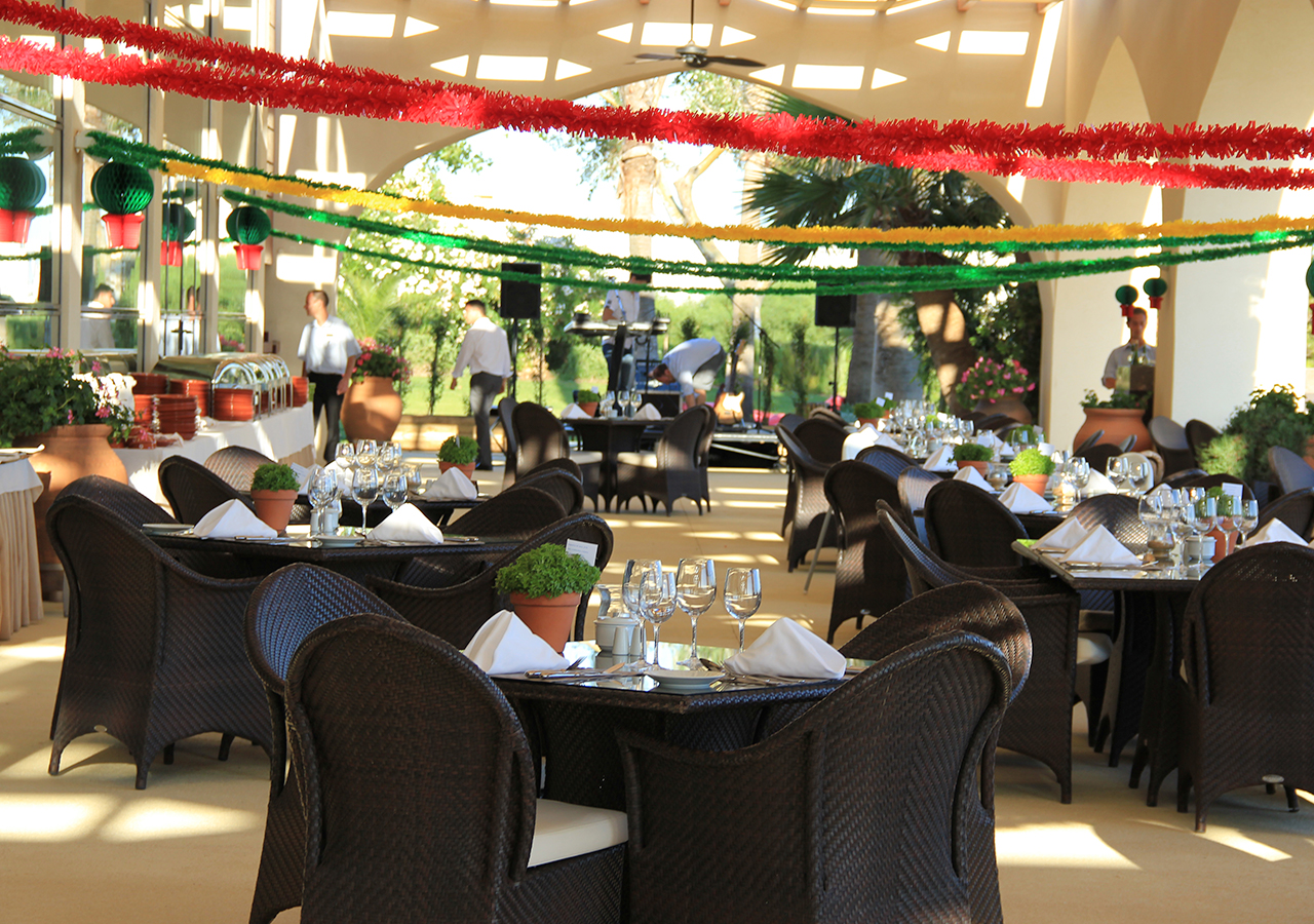Meetings & Events - Santos Populares Seafront Restaurant & Grill
