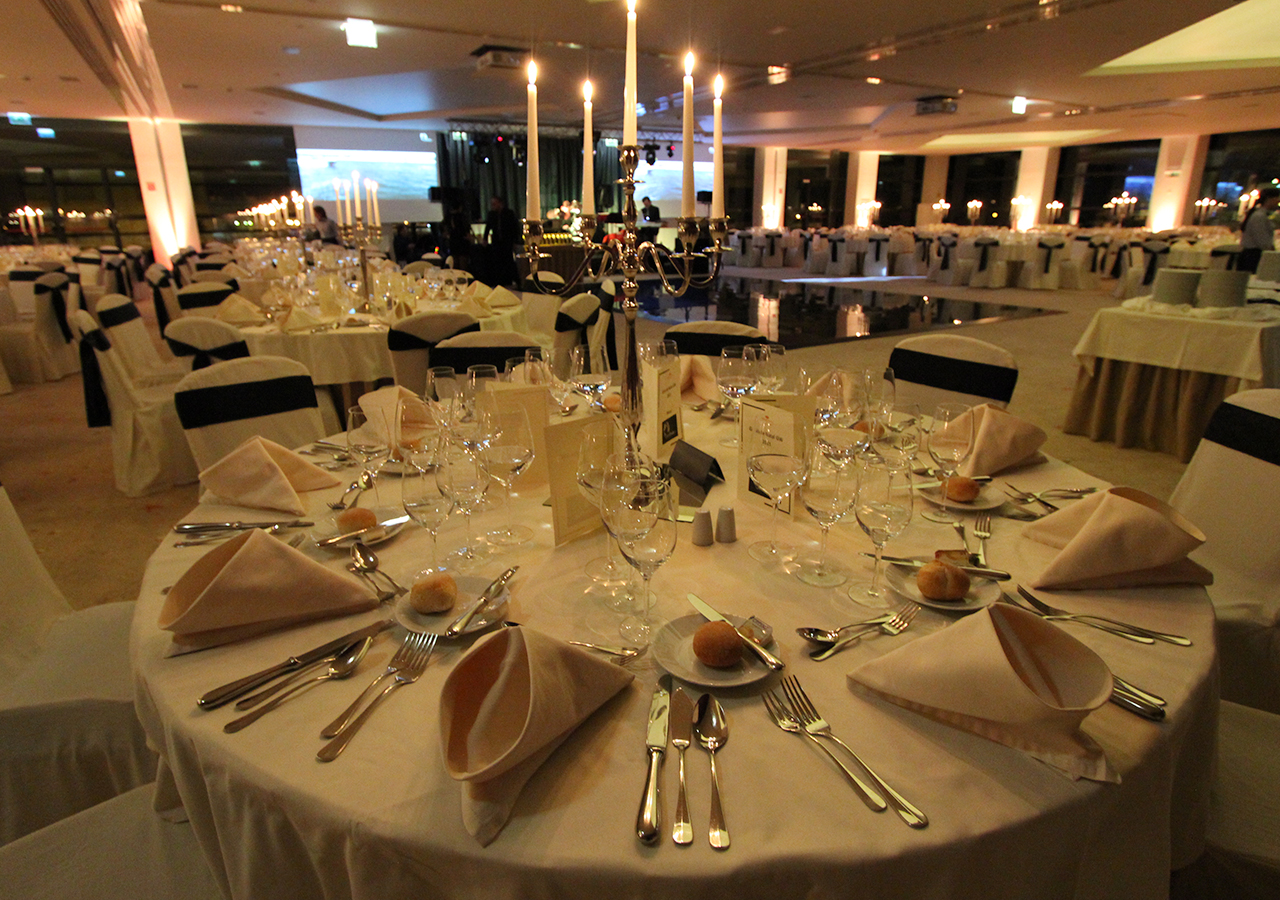 Meetings & Events - 	Jantar Gala