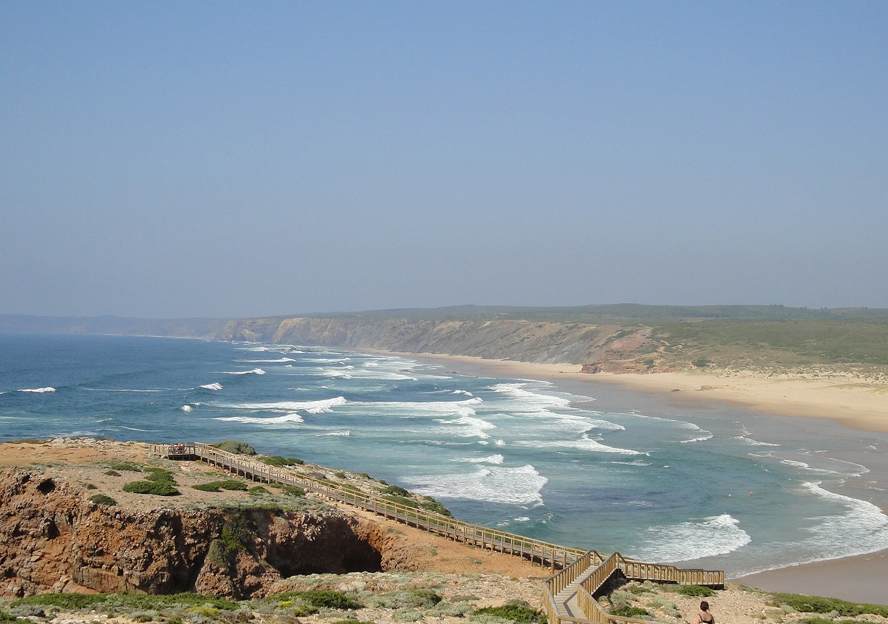 Algarve - 	Costa Vicentina